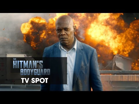 "The Hitman's Bodyguard (2017) Official TV Spot ""Hard"" – Ryan Reynolds, Samuel L. Jackson"
