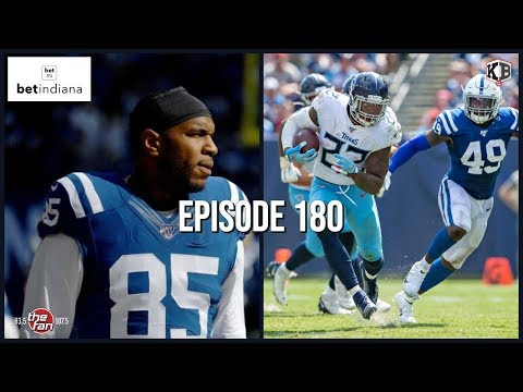 Did Eric Ebron Make A Business Decision? + Colts-Titans Preview