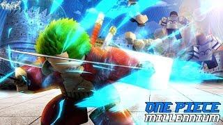 Roblox - ước mở hồi nhỏ ước muốn được làm vua hải tặc - One Piece Millennium