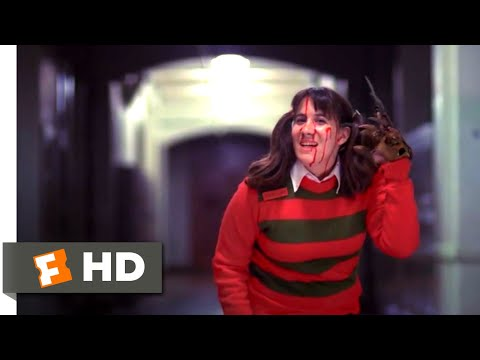 A Nightmare on Elm Street (1984) - Boiler Room Terror Scene (2/10) | Movieclips