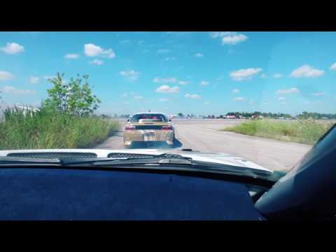 Stabilized In-Car Drift Run with Nate Hamilton in Stroud, OK (FMS Stick to Drifting:R3)