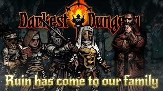 Скачать Darkest Dungeon Финал Без факелов No Torch Серия 38 Сердце тьмы