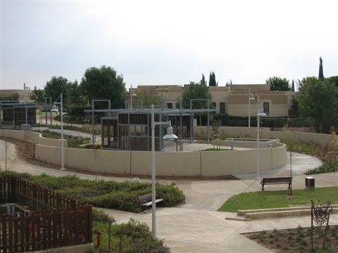 ALEH Negev-Nahalat Eran: An Oasis of Compassion Blooms in the Desert