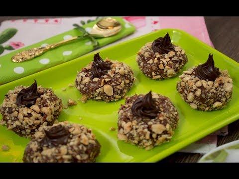 Lešnik gnezda  - brzi, ukusni,dekorativni kolači bez pečenja