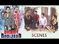 Bhoot Bhaijan Movie Scenes - Gullu Dada Hilarious Comedy With Sana - Gullu Dada Comes To Baba