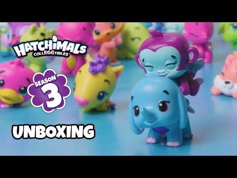 Hatchimals Colleggtibles | Let's Hatch Season 3! #HFF