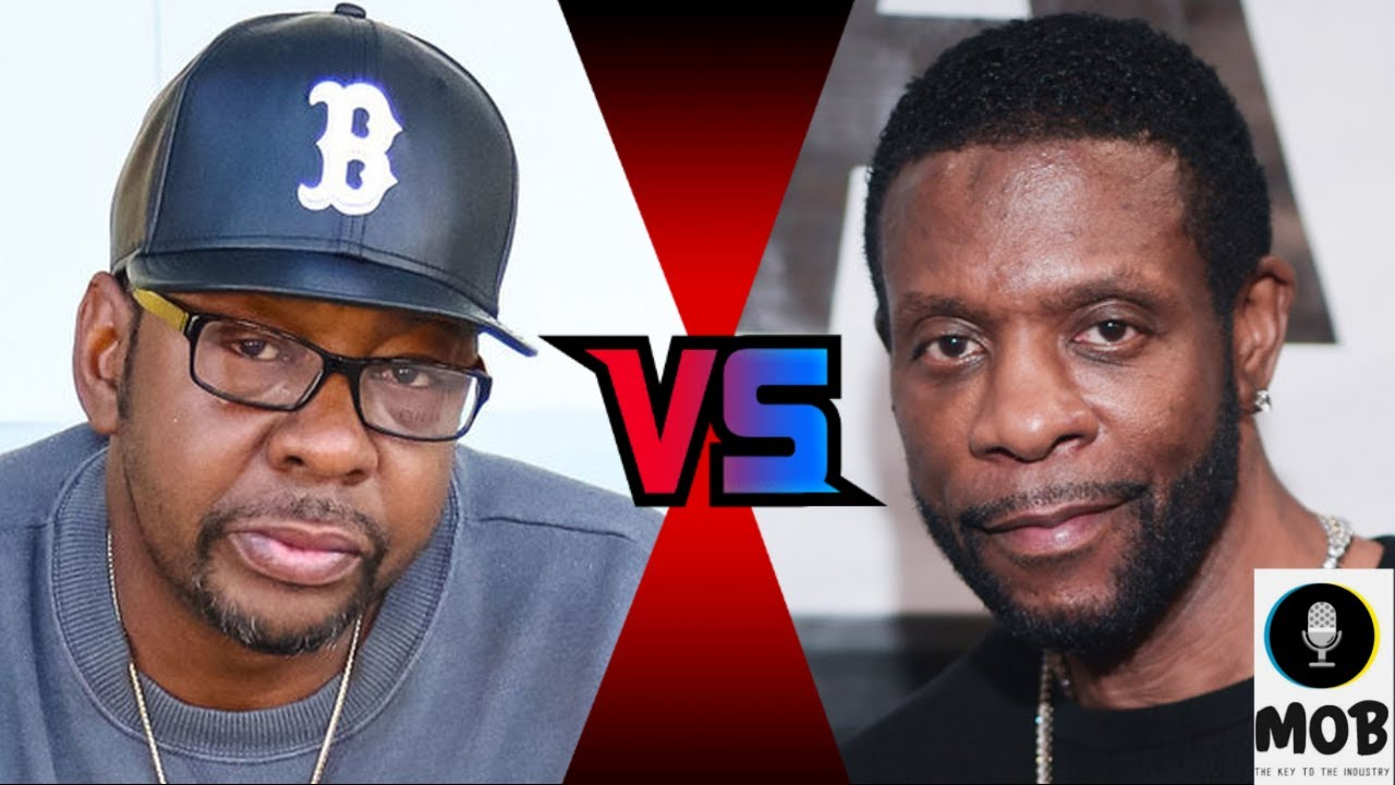 Round By Round Break Down of the Bobby Brown vs Keith Sweat ...