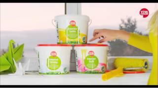Vivacolor Interior reklaam(Vivacolor Interior värvide reklaam., 2013-05-23T08:18:11.000Z)