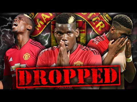 Does Paul Pogba Deserve To Be DROPPED By Manchester United?! | #UCLReview