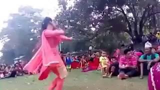 कृष्णजन्माष्टमीमा बबाल नाच भयो हेर्नुहोस दाङमा || audio File New teej Songs 2074