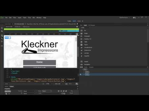 Adobe Dreamweaver CC Live Vs. Design View