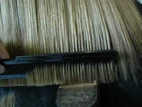Cutting Long Hair With A Clipper By Marlissa YouTube