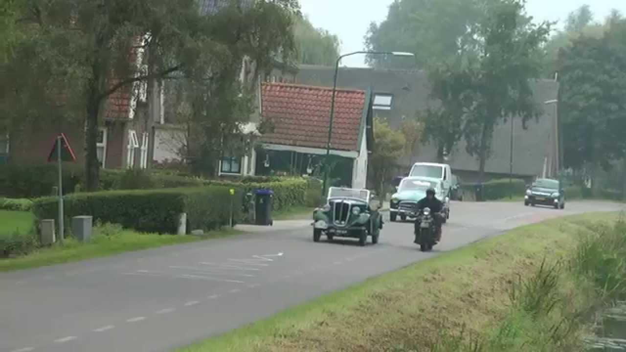 oldtimers personen vracht auto s en trekkers door benschop van uit vreeswijk zaterdag 6 9 2014. Black Bedroom Furniture Sets. Home Design Ideas