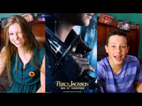Sea of Monsters Movie Review and Discussion