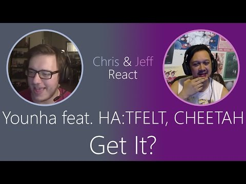 Younha - Get It? (Feat. HA:TFELT, CHEETAH) MV Reaction & Review