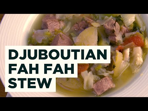 Fah Fah! Djiboutian Soup!