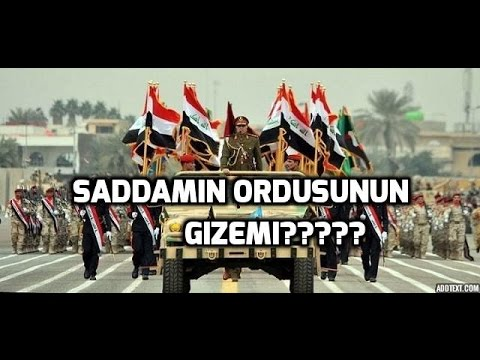 Saddamin Ordusu Nereye Kayboldu