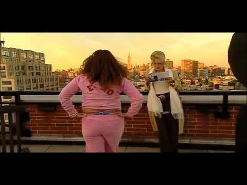 Edina Monsoon and Patsy Stone- No More Tears (Enough is Enough)-video edit