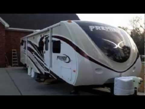 2010-keystone-bullet-premier-31bhpr-travel-trailer-in-moncks-corner,-sc