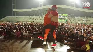 Diamond platnumz - live performance at Zanzibar