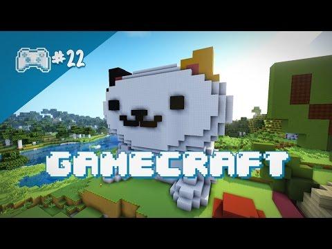 """NEKO ATSUME!""   GameCraft - Ep.22   (Minecraft Mods)   Marielitai Gaming"