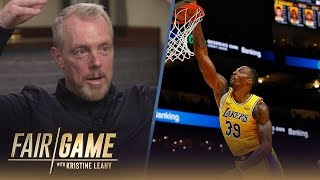 "Dwight Howard 2.0 is a ""Monster"" - Lakers Director of Strength/Endurance Gunnar Peterson 