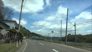 【岩手県道】210号一戸浄法寺線
