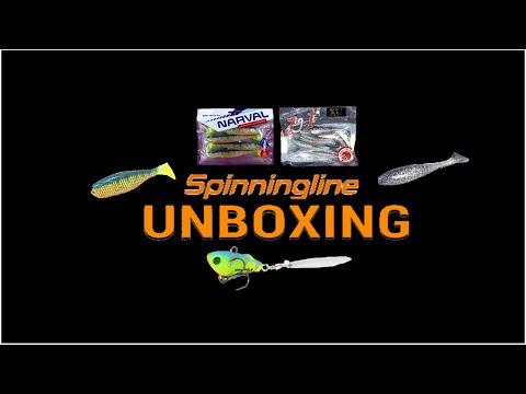 Unboxing посылки из магазина Spinningline