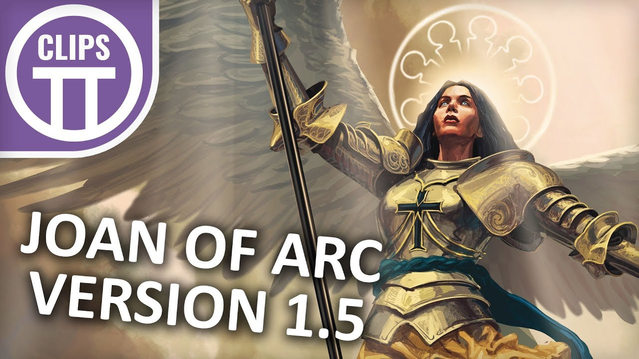 joan of arc 1.5 kickstarter
