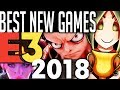 Top 10 Best Games of E3 2018! (Masterpieces to Watch Out For + Some Secret Fun)
