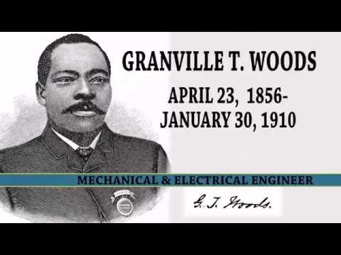 Granville T Woods: One of Americas Greatest Inventors Mp3