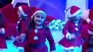 Download lagu NƏRGİZ Rəqs qrupu -  Jingle Bells rəqsi (Bir axşam)