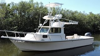 [UNAVAILABLE] Used 1989 Parker 2520 Pilot House in Fort Pierce, Florida
