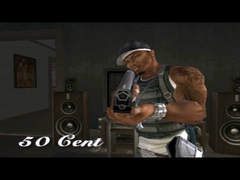 50 Cent: Bulletproof  Intro & Mission #1  Chasing the Dog