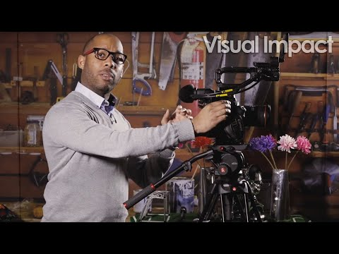 Canon EOS C300 Mark II Overview With Simeon Quarrie