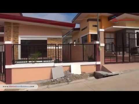 Ilumina Estates Model House 11 Ready for Occupancy House Buhangin Davao City