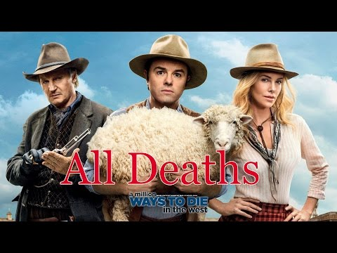 Every Death in A Million Ways to Die in the West