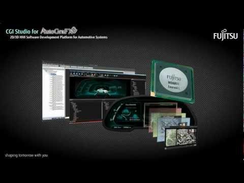 Fujitsu AutoGraFX® CGI Studio