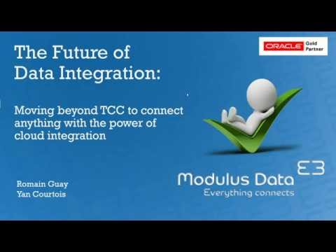 The Future of Data Integration — Oracle HCM User Group Webinar