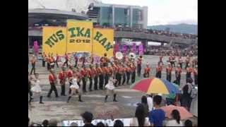 MUSIKAHAN SA TAGUM 2012 - Brass Band Competition (UMTC,LFNHS,LNHS, and PMNHS)