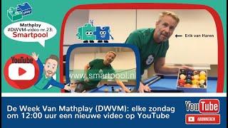 Smartpool: Wiskunde aan de Pooltafel - DWVM#23