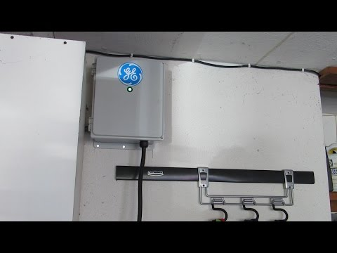 Installing an EV Charging Station Part III: Mounting and Connecting the Station