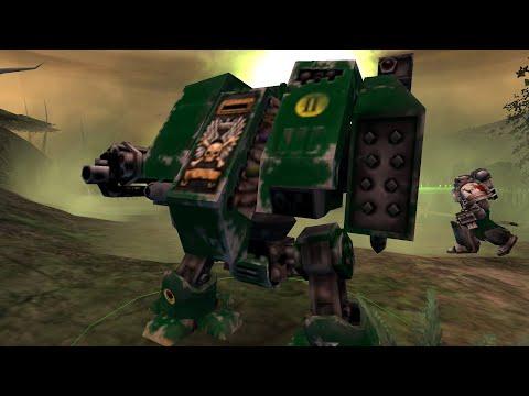 Warhammer 40000 Soulstorm Убиваю методично Multiplayer