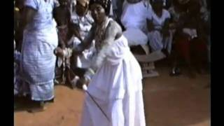 African Traditional Dances (Initiation of a Traditional Priestess 3)