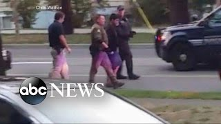 Mall Shooting Suspect Captured Walking Down the Street in a 'Zombie-Like State'