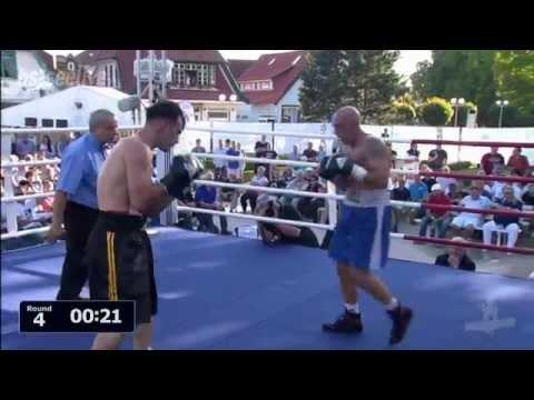 Boxen in Boltenhagen Mariusz Biskupski vs. Rafaello Sheshi