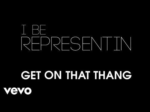 Ludacris - Representin (Lyric Video) ft. Kelly Rowland