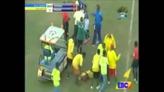Ethiopia 1 Tanzania 1 (4-3 PSO) 2015 CECAFA Cup Quarterfinal