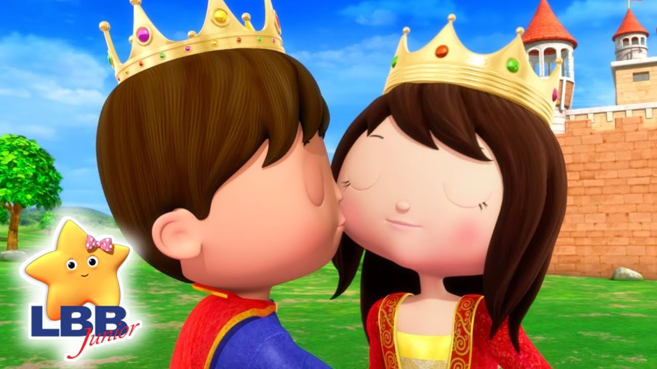 Princess And The Pea (Story) | Fairytale | Kids Songs | Little Baby Bum | ABCs and 123s