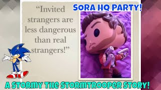 SORA HQ Party! A Stormy The Stormtrooper Story! (2019) 🎄